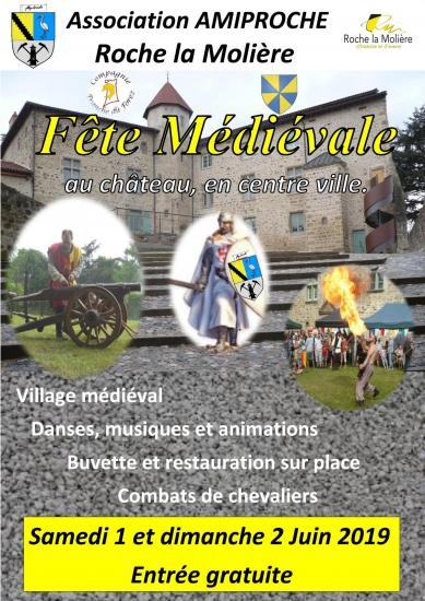 Affiche fete medievale 2019 amiproche 2 1 1
