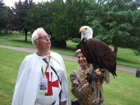 Bernard et l aigle